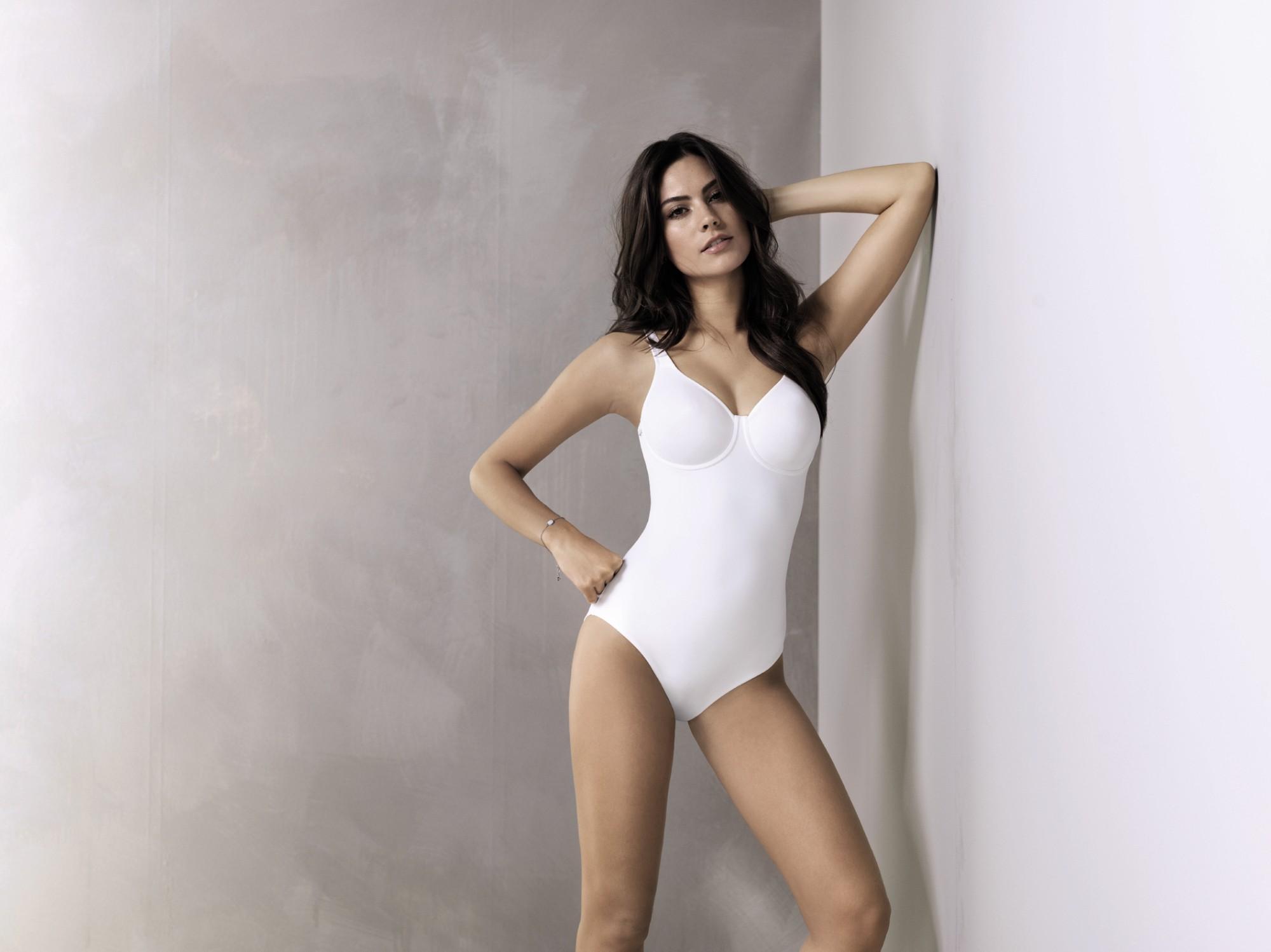 Rosa Faia Bügel-Body Serie Twin