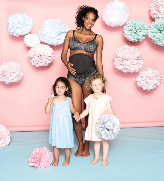 Anita maternity Baby Belt Paisley