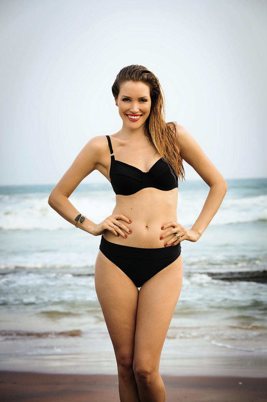 Rosa Faia Bügelbikini Top Twiggy mit Special Big Cup Support