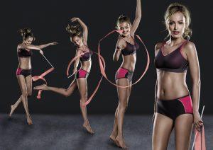 Der Anita active Sport-BH air control in Pink ist für leichte Sportarten perfekt