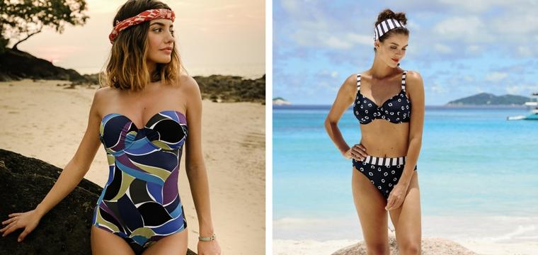 sixties beachwear