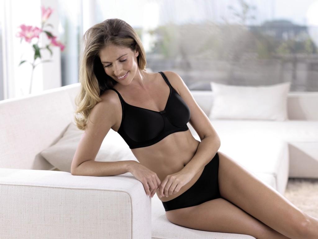 Anita Care mastectomy tshirt bra Tonya