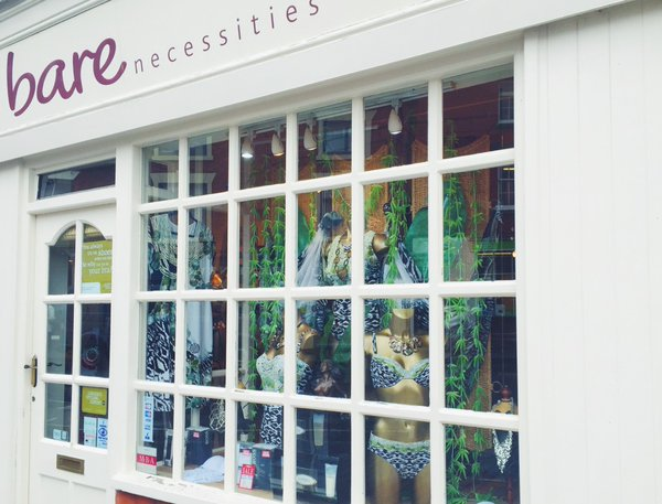 66d840c76ac Day in The Life of A Lingerie Retailer – Bare Necessities in ...