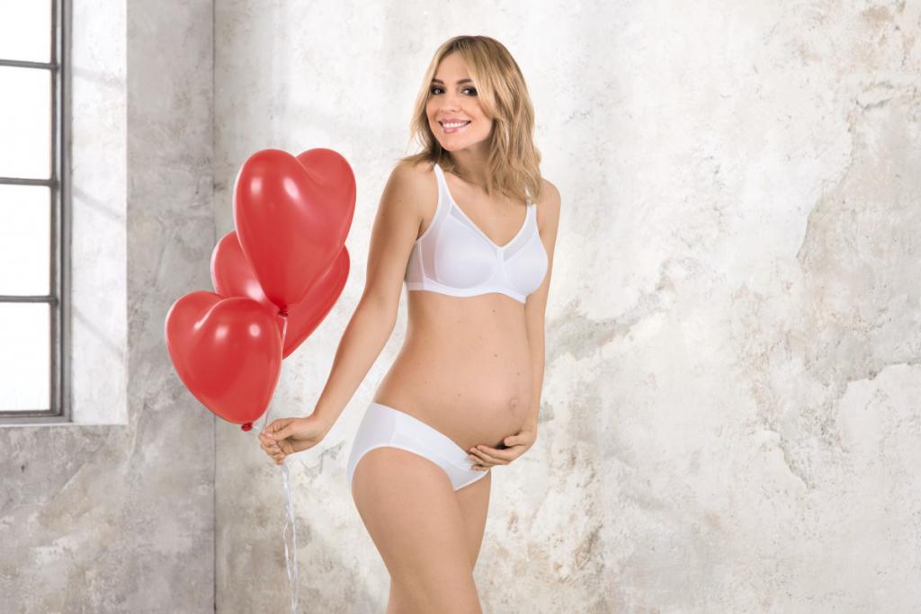 Anita basic maternity bra