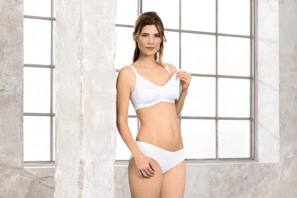 Anita cotton maternity bra