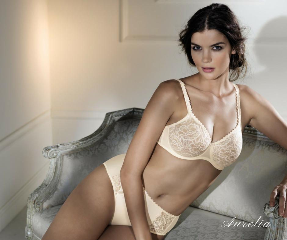 Rosa Faia bra in nude with underwire