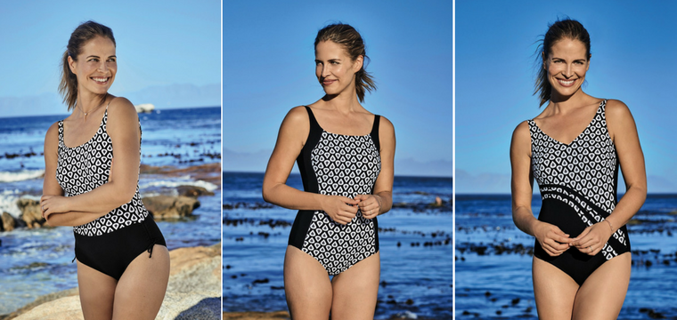 Post mastectomy beachwear from Anita care