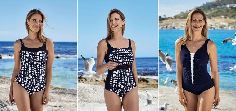 Anita care swimsuits for post mastectomy wear